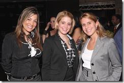 MC Diorka DÁlessandro, Alicia Freites y Raquel Defillo (1)
