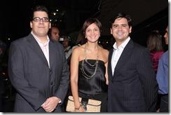 MC Jose Luis Ravelo, Cindy de Fuentes y Bernardo Fuentes (2)
