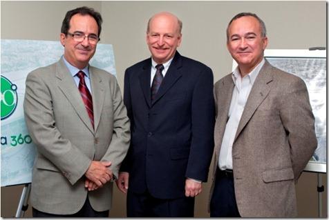 Fernando Garcia, Robert Carrady, Angel Garcia