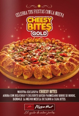 Cheesy Bites Gold