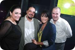 6. Carmen de Veras, Freddy Beras, Sabrina Gómez, Pedro Núñez