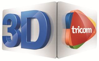 LOGO 3D TRICOM