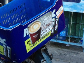 Nescafe delivery