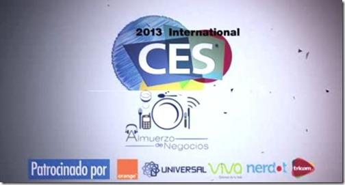 Almuerzo CES2013
