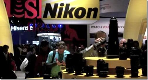 Nikon CES2013