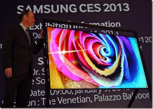 Samsung s9 CES 2013