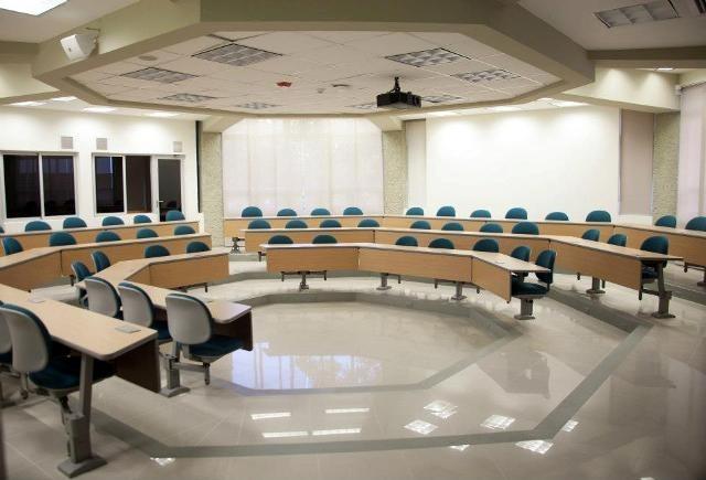 Pucmm inaugura una moderna sede de postgrado en santiago - Tipos de estores para salon ...