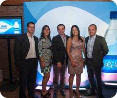 1 Principal Francisco Balbuena, Michelle Rodriguez, Fernando Pavia, Vielka Guzman y  Andres Zentella