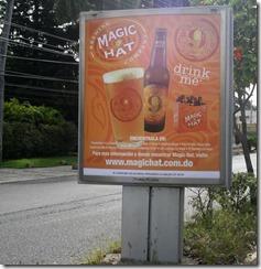 Magic Hat backlight 1